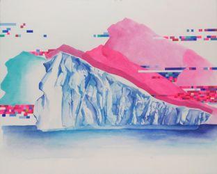 vida y muerte de un iceberg
